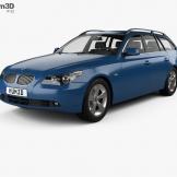 5 (E61) Touring 2007-...