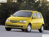 Aveo T200 (2003-2006)