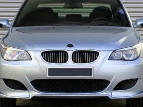 Диффузор переднего бампера для BMW 5 E60 (БМВ 5 E60) M5 Hartge,DT12587