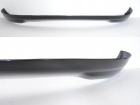 Накладка переднего бампера Опель Астра J стиль OPC