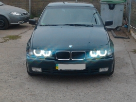 Акция!!! Реснички, накладки фар BMW E36