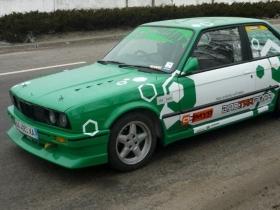 Бампер передний BMW e30 М3Бампер передний BMW e30 М3