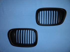 "Решетка радиатора BMW E39, гриль, ""ноздри"""