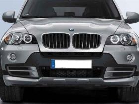 Накладка переднего бампера BMW X5 е70