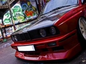Бампер передний BMW e30 М3
