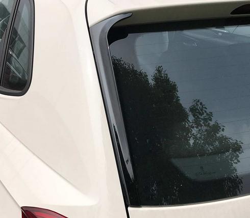 Боковые спойлеры на заднее стекло VW Polo 5 (2011-2017)