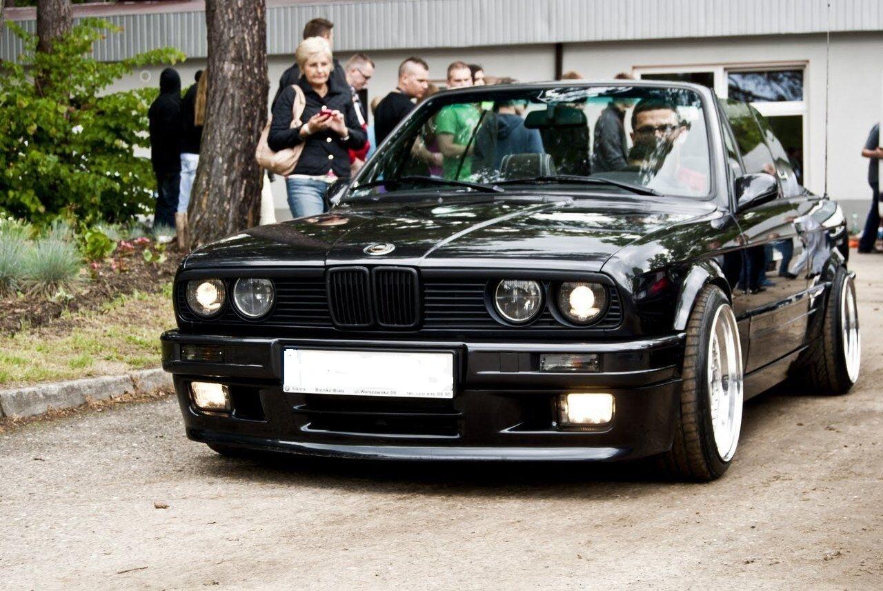 .Бампер передний М-ТЕХ2 BMW e30