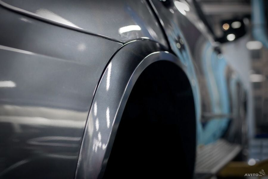 .Арки, расширители арок BMW X5 E70 (ABS-пластик)