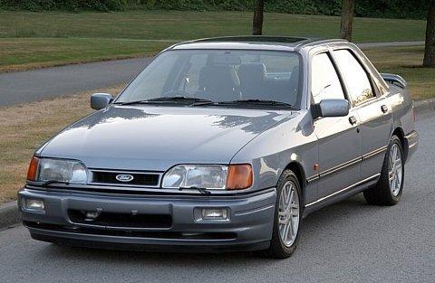 .Бампер передний Ford Sierra стиль Cosworth