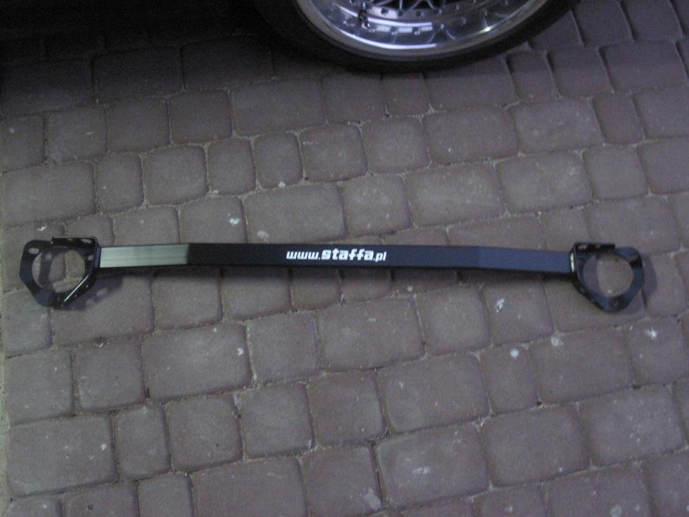 .Распорка стальная BMW e34