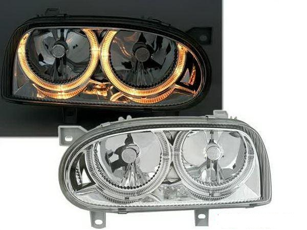 .Оптика передняя VW Golf 3, фары Гольф 3