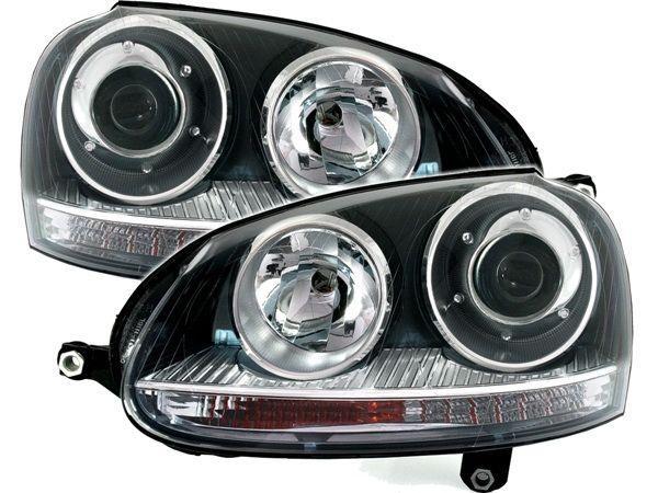 .Оптика передняя VW Golf 5 стиль GTI