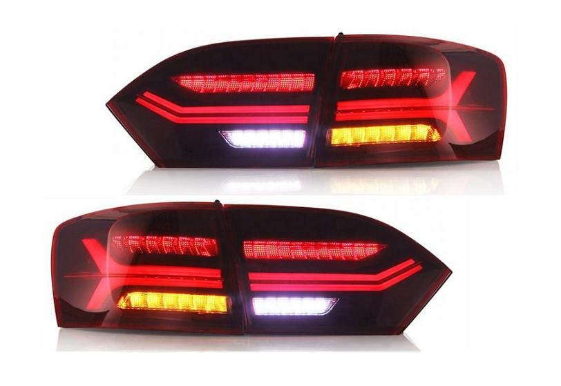 .Оптика задняя, фонари Volkswagen Jetta 6 (2011-2014)