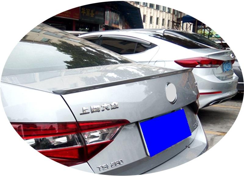 .Спойлер багажника Skoda Superb III (ABS-пластик)