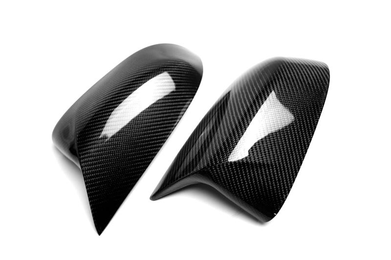 .Накладки на зеркала BMW X3 G01, X4 G02, X5 G05, X6 G06, карбон