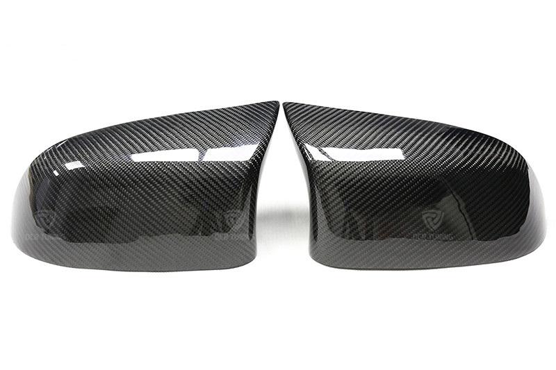 .Карбоновые накладки зеркал BMW X3 F25 / X4 F26 / X5 F15 / X6 F16