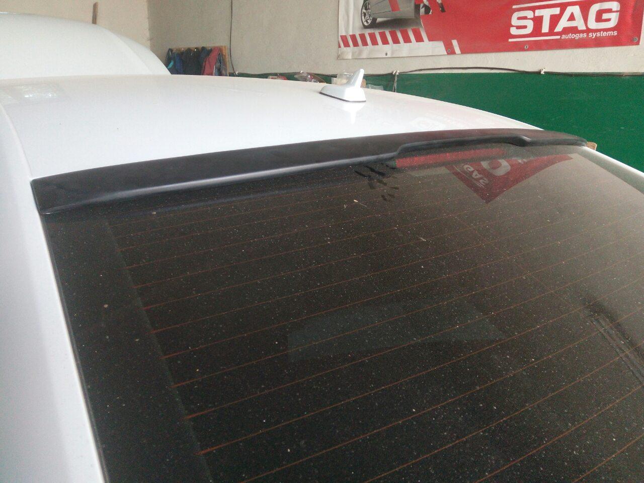 .Бленда (козырек на стекло) Audi A6 С7 sedan