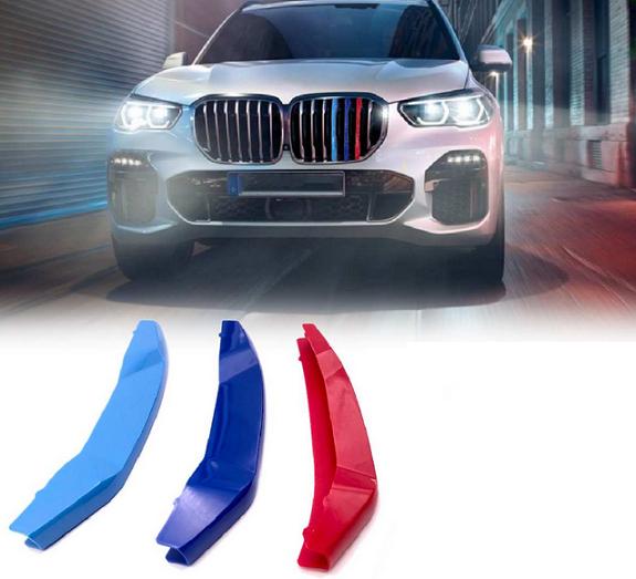 Вставки в решетку радиатора BMW X5 G05