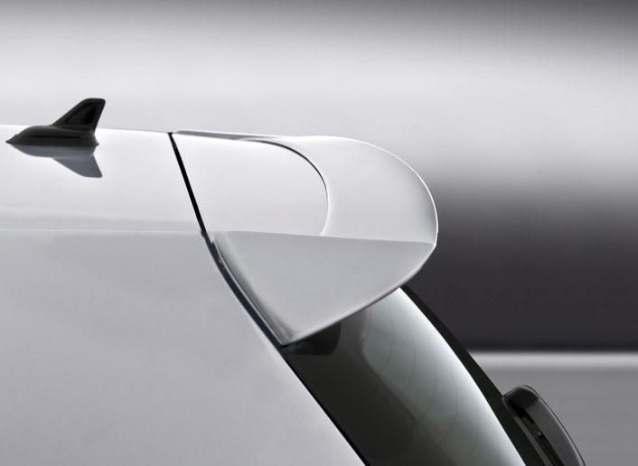 .Cпойлер крышки багажника VW Golf 6 стиль GTI, ABS-пластик