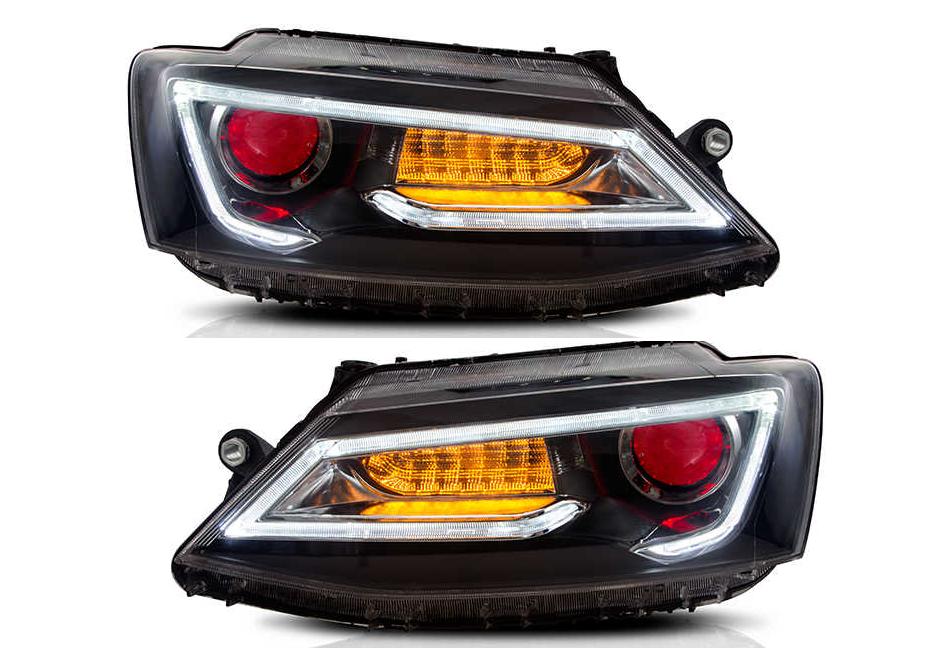 .Оптика передняя, фары VW Jetta 6 (2011-2018)