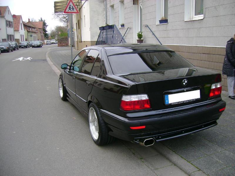 .Бленда BMW E36