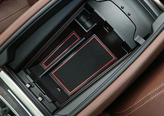 Коробка органайзер центральной консоли BMW X5 G05
