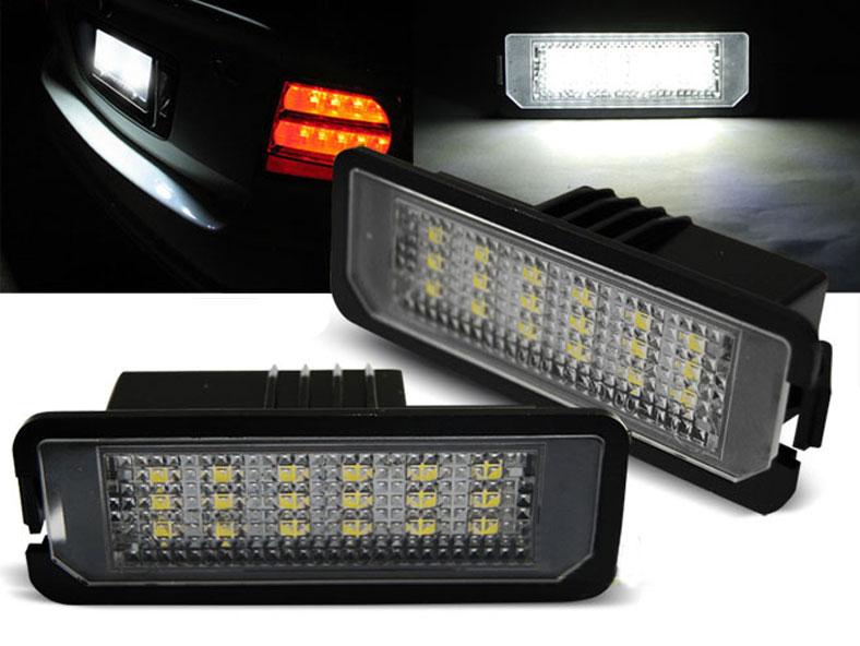 .Подсветка номера VW Golf / Passat / CC / EOS / Lupo / Polo / Scirocco