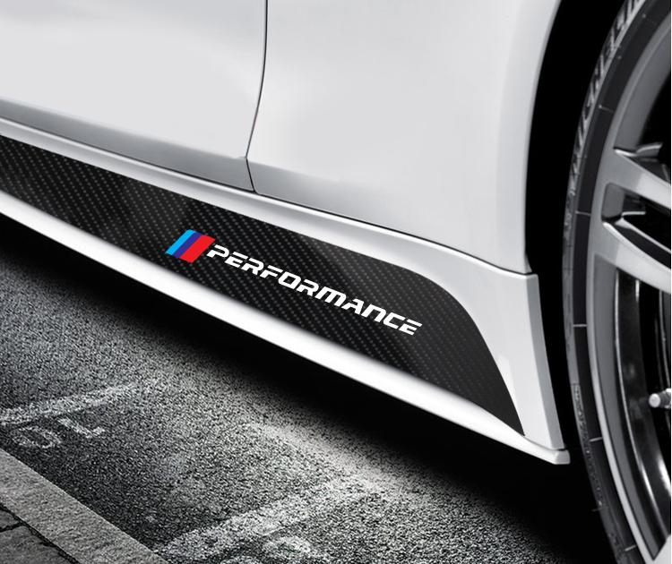 .Тюнинговые наклейки на кузов BMW F32 / F33 / F34 / F15 стиль Performance