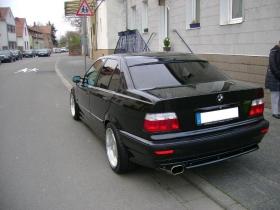 BMW E36 бленда