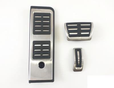 Накладки на педали Audi A4 B9 / A5 (автомат)