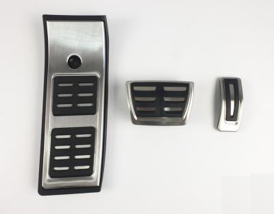 Накладки на педали Audi Q5 / Q5L автомат (2017-...)