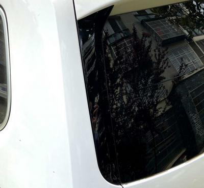 Боковые спойлеры на заднее стекло VW Sharan II (2010-2016)