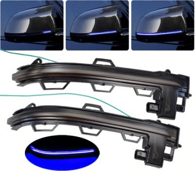 Светодиодные указатели поворотов BMW X3 G01 / X4 G02 / X5 G05 / X6 G06 / X7 G07