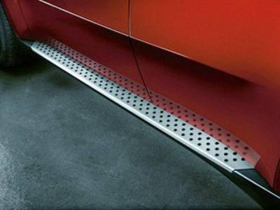 Боковые пороги BMW X6 E71,E72