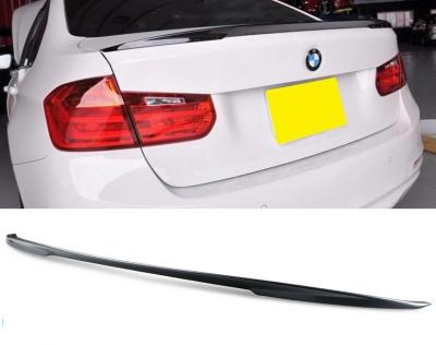 Спойлер на BMW F30 M3 Performance (ABS-пластик)