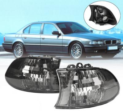 Указатели поворота BMW E38 дымчатые, рестайл