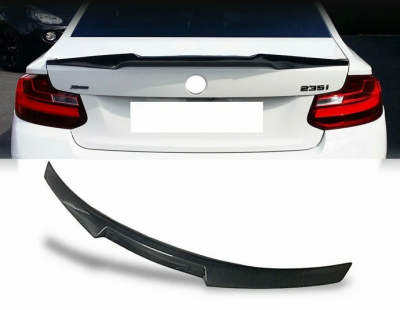 .Спойлер BMW 2 F22 стиль M4, карбон