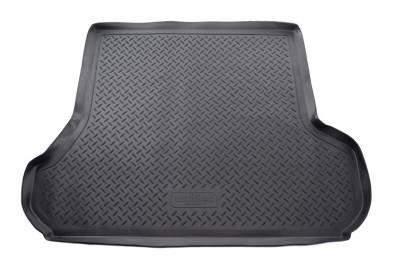 Ковер багажника полиуретановый Norplast для Toyota Land Cruiser 100