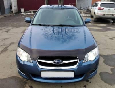 Дефлектор капота мухобойка EGR Subaru Legacy / Outback 2004-2009