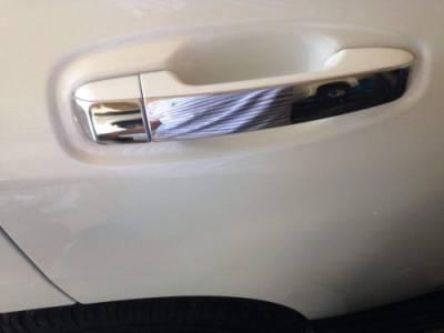 Накладки на ручки Toyota Land Cruiser 200 2015+