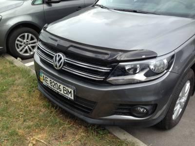 Дефлектор капота EGR Volkswagen Tiguan