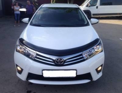 Дефлектор капота мухобойка EGR Toyota Corolla 2013+