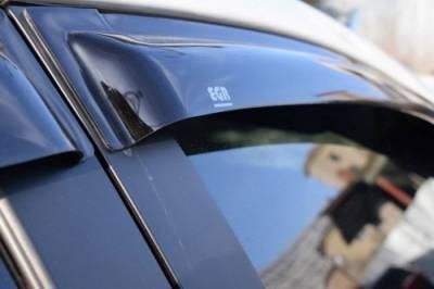 Дефлекторы окон ветровики EGR Toyota Corolla Sd 2013+