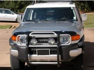 Дефлектор капота мухобойка AVS (USA) для Toyota FJ Cruiser 2005-2011