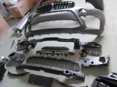 Комплект тюнига (обвес) BMW X6 F16 M Paket X6 M
