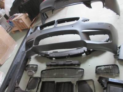 Комплект тюнинга (обвес) BMW 6 F06 М ПАКЕТ