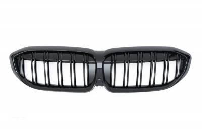 Решетка радиатора BMW G20 M черный глянец