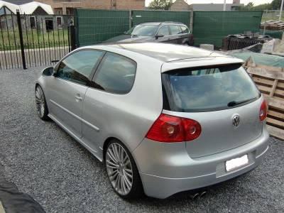 Спойлер VW Golf 5 GTI