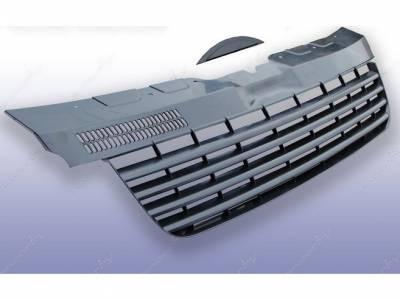 Решетка радиатора на Фольксваген Т5 Бус