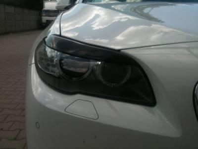 Реснички на BMW F10